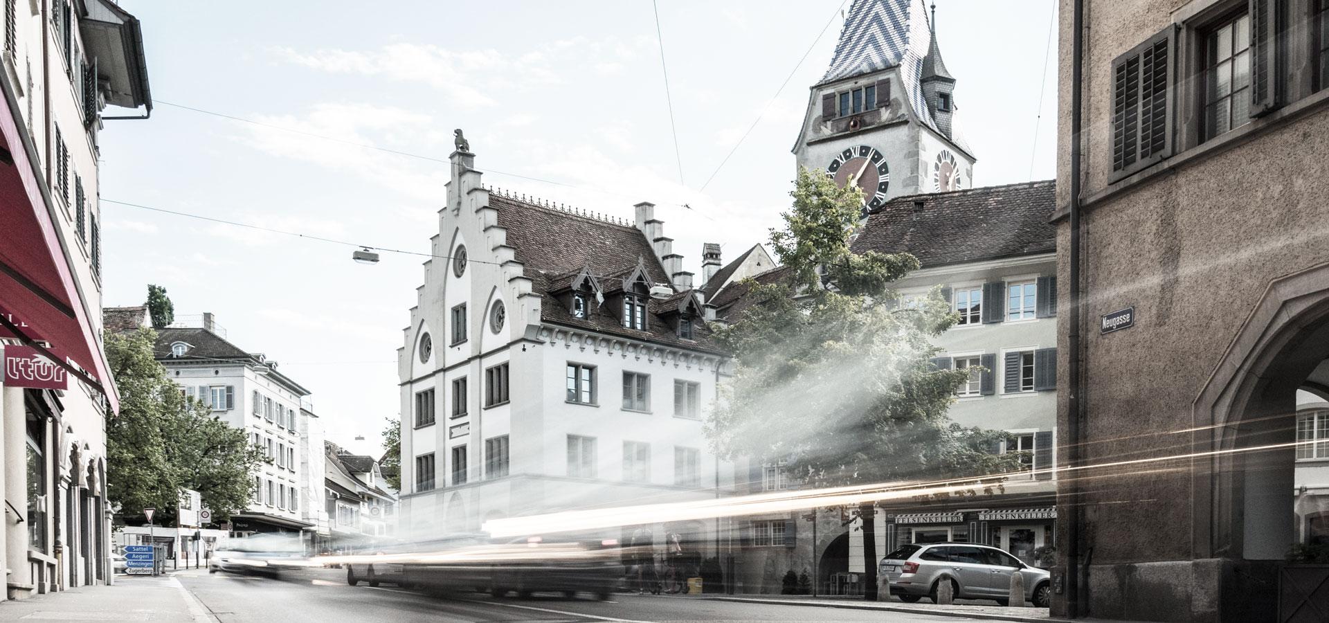 Elektromobilität Zug - Individualverkehr gross