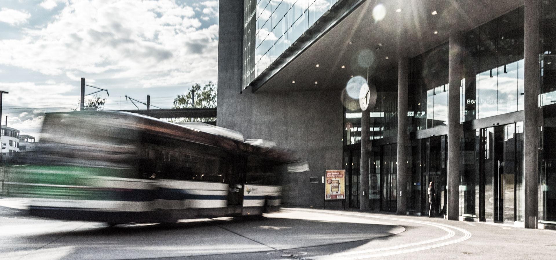 Header Elektromobilität Zug - ÖV Stadt Zug